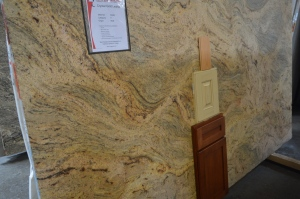 A new granite stone countertop choice!